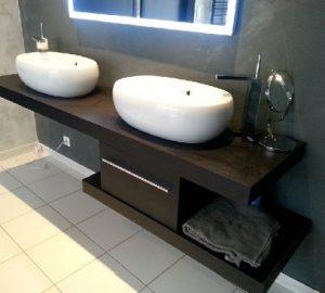 salle de bains sur Longjumeau