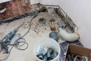 Installation de plomberie sur Louveciennes